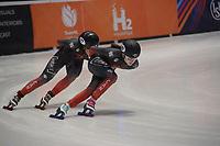 SPEEDSKATING: DORDRECHT: 05-03-2021, ISU World Short Track Speedskating Championships, ©photo Martin de Jong