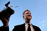 Mostra Internazionale d'Arte Cinematorgrafica di Venezia, Venice Film Festival 2006, David Lynch Leone d'oro alla carriera. David Lynch, Career Golden Lion
