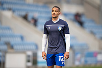 Paris Cowan-Hall, Colchester United during Colchester United vs Leyton Orient, Sky Bet EFL League 2 Football at the JobServe Community Stadium on 14th November 2020