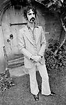 Frank Zappa 1970 Bath Festival<br /> © Chris Walter