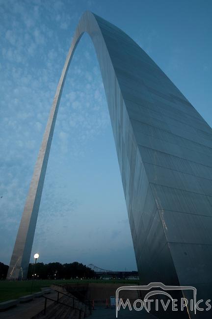 Downtown St. Louis Arch Grounds St. Louis Arch Buy Prints at www.motivepics.com