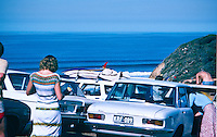 A 1979 line up of Bells Beach, Toruay, Victoria, Australia. Photo: joliphotos.com.
