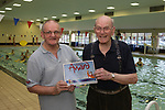 Over 60's Swimming Lessons