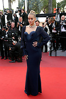 JASMINE SANDERS 'The Killing Of A Sacred Deer' Red Carpet Arrivals - The 70th Annual Cannes Film Festival at Palais des Festivals on May 22, 2017 in Cannes, France. # 70EME FESTIVAL DE CANNES - RED CARPET 'MISE A MORT DU CERF SACRE'