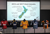 150710 Rugby - All Blacks Schedule Announcement