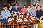 Noyeks staff enjoying their 25th anniversary party in Benners Hotel on Saturday.<br /> L to r: Ross O'Connor, Peter O'Regan, Conor O'Hara, Daniel Donovan, Joe Costello, Ollie Murphy and David O'Mahoney.