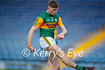 Diarmuid O'Connor, Kerry before the Allianz Football League Division 1 South between Kerry and Dublin at Semple Stadium, Thurles on Sunday.