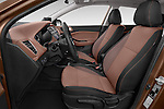 Front seat view of 2015 Hyundai I20 Intro Edition 5 Door Hatchback Front Seat car photos