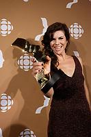 September 16 2012 - Montreal, Quebec, CANADA - Gemeaux Awards Gala - <br /> <br />  - Myriam Leblanc