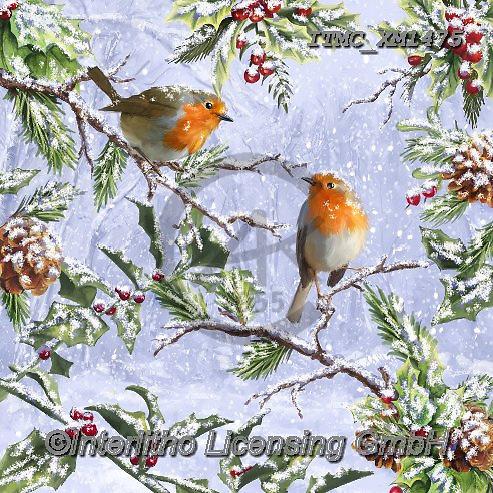 Marcello, CHRISTMAS SYMBOLS, WEIHNACHTEN SYMBOLE, NAVIDAD SÍMBOLOS, paintings+++++,ITMCXM1475,#xx# #L#,landscape,red robbin