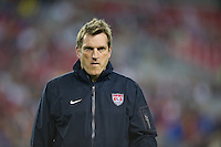 Andreas Herzog, USMNT Assistant Coach.