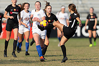 LAKEWOOD RANCH, Fla. (Dec. 8, 2018) Winter Showcase U-16/17 Oakwood Soccer Club vs. Crossfire Premier. Premier Sports Campus in Lakewood Ranch, Fla.