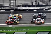 Monster Energy NASCAR Cup Series<br /> Can-Am Duel At Daytona<br /> Daytona International Speedway, Daytona Beach, FL USA<br /> Thursday 15 February 2018<br /> Martin Truex Jr., Furniture Row Racing, Bass Pro Shops/5-hour ENERGY Toyota Camry, Kyle Busch, Joe Gibbs Racing, M&M's Toyota Camry, Kasey Kahne, Leavine Family Racing, Procore Chevrolet Camaro, Trevor Bayne, Roush Fenway Racing, AdvoCare Ford Fusion<br /> World Copyright: Logan Whitton<br /> LAT Images