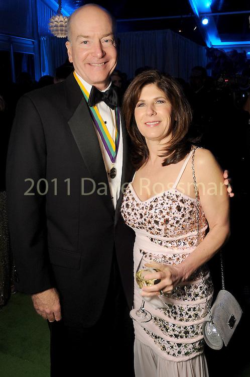 Tonya and David Callender at the 20th San Luis Salute Friday Feb. 05, 2016.(Dave Rossman photo)