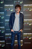 HUGO GELIN - Vernissage de l' exposition Goscinny - La Cinematheque francaise 02 octobre 2017 - Paris - France