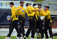 210221 Ford Trophy Cricket - Wellington Firebirds v Northern Districts