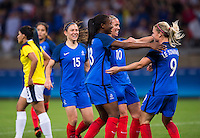 France vs Colombia, August 3, 2016