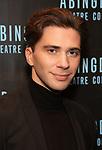 Joey Taranto attends the Abingdon Theatre Company Gala honoring Donna Murphy on October 22, 2018 at the Edison Ballroom in New York City.