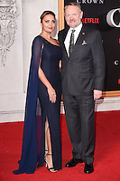"""Jared Harris<br /> at the World Premiere of the Netflix series """"The Crown"""" at the Odeon Leicester Square, London.<br /> <br /> <br /> ©Ash Knotek  D3192  01/11/2016"""