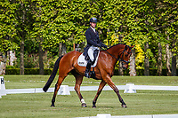 AUS-Kevin McNab rides Glenorchy during the Dressage for the CCI-L 2* Section A. 2021 GBR-Saracen Horse Feeds Houghton International Horse Trials. Hougton Hall. Norfolk. England. Thursday 27 May 2021. Copyright Photo: Libby Law Photography