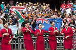 HSBC Hong Kong Rugby Sevens 2017 on 09 April 2017 in Hong Kong Stadium, Hong Kong, China. Photo by Marcio Rodrigo Machado / Power Sport Images