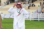 EMBLEM GAME #2 win the first race of the afternoon on International Jockeys Challenge Day with F. Alfrouaidi onboard, King Abdulaziz Racecourse, Riyadh, Saudi Arabia. Shamela Hanley/Eclipse Sportswire/