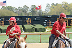 April 12, 2014: Scenes from the Arkansas Derby at Oaklawn Park in Hot Springs, AR. Zoie Clift/ESW/CSM