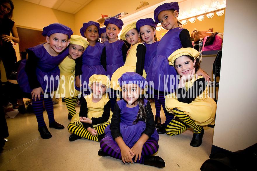 Miramar, Florida, May 31st, 2009: Doral Conservatory and Talent Zone present Ronald Dahi's Willy Wonka Junior at the Miramar Cultural Center. (Photo by Jesus Aranguren/AUSA)