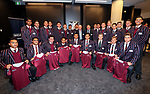 The 2017 1st XV. Kings College 1st XV Jersey Presentation at Bayleys Real Estate Head Office, Viaduct Harbour, Auckland, New Zealand. Wednesday 3 May 2017. Photo: Simon Watts/www.bwmedia.co.nz for Kings College