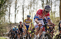 Mathieu Van der Poel (NED/Alpecin-Fenix)<br /> <br /> 76th Dwars door Vlaanderen 2021 (MEN1.UWT)<br /> 1 day race from Roeselare to Waregem (184km)<br /> <br /> ©kramon