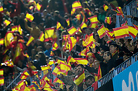 Spain's supporters during international friendly match. November 11,2017.(ALTERPHOTOS/Acero) /NortePhoto.com