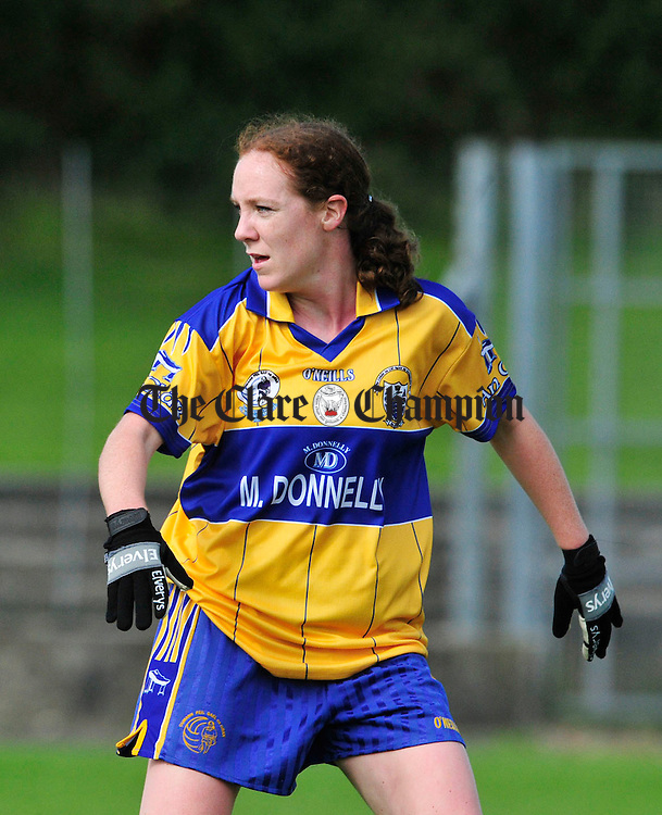 Louise Henchy. Photograph by Declan Monaghan
