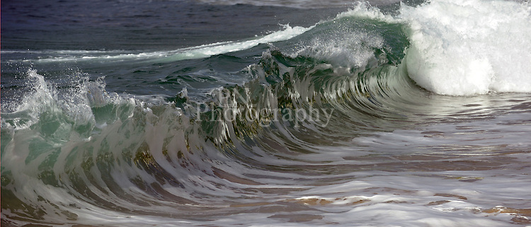 Captured this wave on afternoon on the sunshine Coast love the wall