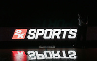 2K Sports. The California Golden Bears defeated the Detroit Titans  95-61 during the regional round of the 2K Sports Classic benefiting coaches vs cancer at Haas Pavilion in Berkeley, California on November 11th, 2009.