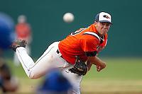 SAN ANTONIO, TX - MAY 4, 2007: The Texas A&M University Corpus Christi Islanders vs. The University of Texas at San Antonio Roadrunners Baseball at Roadrunner Field. (Photo by Jeff Huehn)