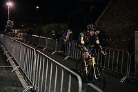 Nicolas Cleppe (BEL/Telenet Fidea Lions)<br /> <br /> Elite Men's Race<br /> Superprestige Diegem / Belgium 2017