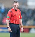 Referee John McKendrick.