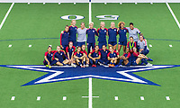 Frisco, TX - October 13, 2018:  The USWNT trains in preparation for the semifinals of the 2018 CONCACAF Women's Championship.