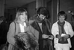 GIGI E SAGITTA PROIETTI CON FRANCO CITTI  ROMA 1973