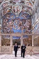 US Secretary of State Antony Blinken visits at the Vatican June 28, 2021