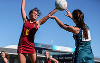 170729 Auckland Premier College Netball - Kings College v Glendowie College