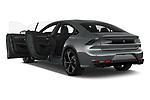 Car images of 2021 Peugeot 508-PSE PSE-PHEV 5 Door Hatchback Doors