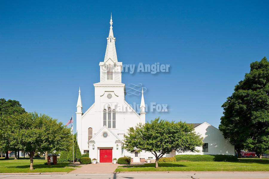 Calvary Lutheran Church in New Windsor, Ill.