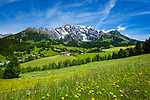 Austria (Salzburger Land - spring/summer/fall)