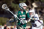 02-06-16 Cal Poly SLO vs LMU - MCLA Men Lacrosse