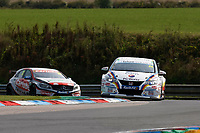 Round 5 of the 2020 British Touring Car Championship. #24 Jake Hill. MB Motorsport Accelerated by Blue Square. Honda Civic Type R