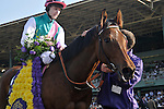 6 November 2009: Midday with Henry Cecil up wins the G1 Breeder's Cup Filly and Mare Turf at Santa Anita Park in Pasadena California.