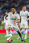 Daniel Ceballos Fernandez, Dani Ceballos, of Real Madrid in action during the La Liga 2018-19 match between Real Madrid and Getafe CF at Estadio Santiago Bernabeu on August 19 2018 in Madrid, Spain. Photo by Diego Souto / Power Sport Images