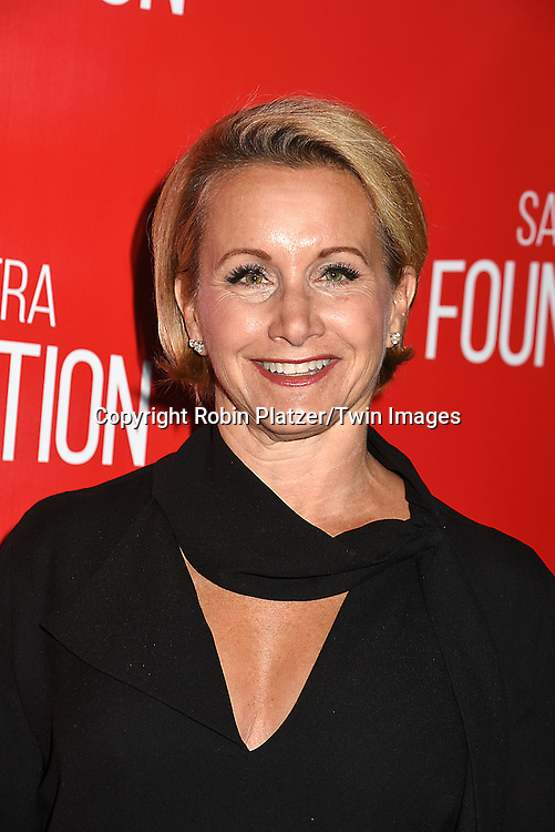 actress Gabrielle Carteris attends the Grand Opening of SAG-AFTRA Foundation Robin Williams Center on October 5, 2016 at The Robin Williams Center in New York, New York, USA.<br /> <br /> photo by Robin Platzer/Twin Images<br />  <br /> phone number 212-935-0770