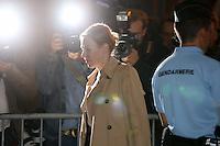 Palais de justice de Paris<br /> Le 5/ 9/ 2016 ProcËs de l'ancien ministre du Budget JÈrÙme Cahuzac, poursuivi pour fraude fiscale .son ex Èpouse Patricia Cahuzac est Ègalement jugÈe dans ce dossier.